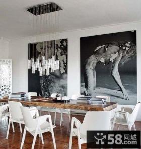 日式设计餐厅图片大全
