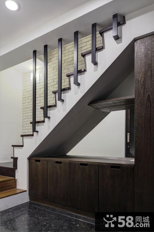 楼梯柜装修效果图