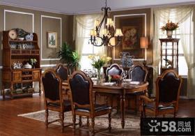 现代美式古典风格家具图片