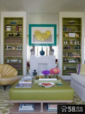 小户型客厅装修效果图 小客厅装饰风格