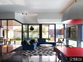 简约式风格客厅装修图片