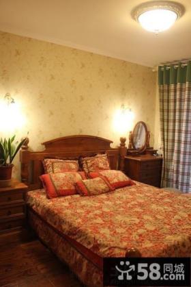 家装卧室美式家具图片