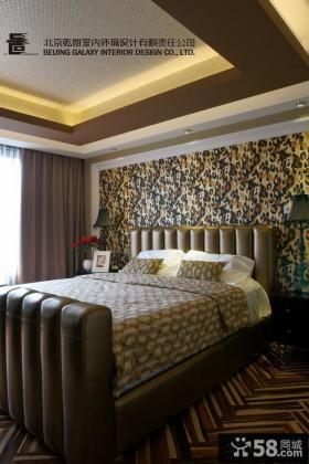 卧室床头精美壁纸图片大全