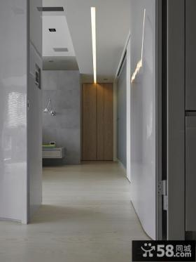 极简风格室内走廊吊顶图片
