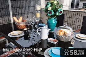 阳台小餐桌图片