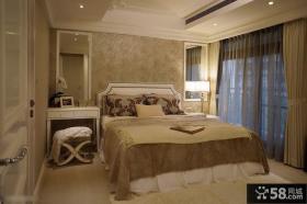 欧式风格家居卧室设计效果图
