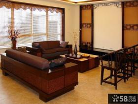 古典中式家居客厅