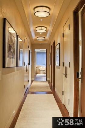 优质走廊吊顶装修效果图