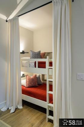 儿童卧室室内装潢设计效果图