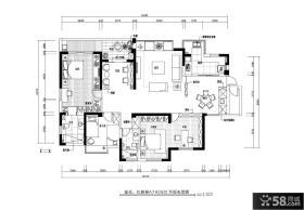 中式建筑平面图