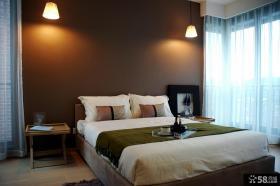 中式简约卧室装修效果图欣赏