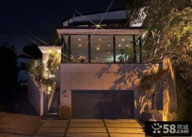 别墅外观设计图2014