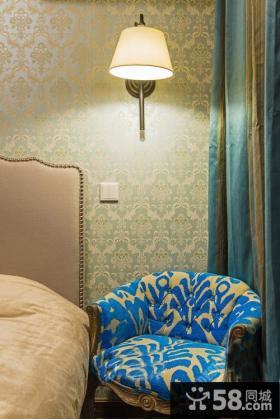 东南亚风格卧室灯具图片欣赏大全