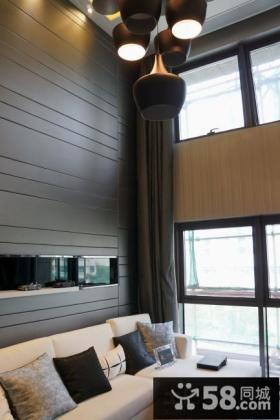 现代风格室内装修效果图片大全