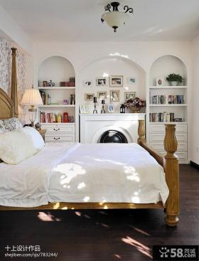 小别墅欧式卧室装修效果图