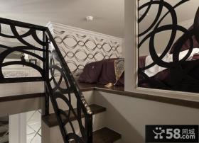 小户型过道楼梯设计