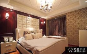 现代欧式卧室装修图