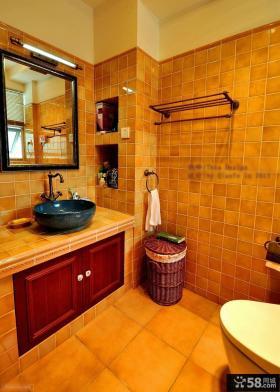 古典风格卫生间装潢设计