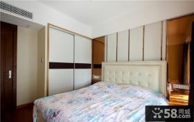 现代欧式风格装潢设计卧室