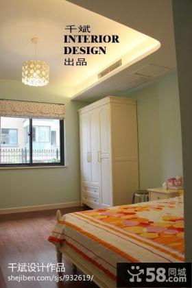 卧室吊灯图片欣赏