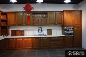 美式整体厨柜图片