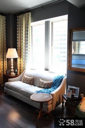 3万打造简单温馨的小户型现代简约客厅装修