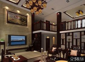 新中式别墅室内设计