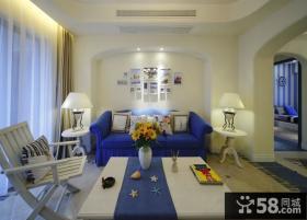 地中海风格豪华别墅家庭设计
