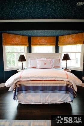 小户型欧式卧室装修效果图大全2012图片 欧式半圆卧室装修