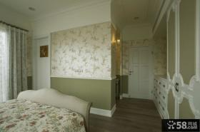 简欧风格卧室设计装饰图片