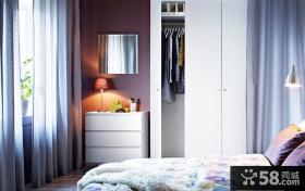 简单卧室设计图片欣赏