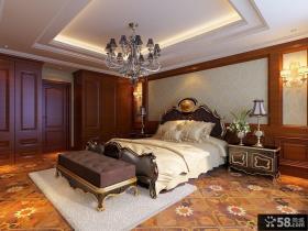 卧室装修风格欧式