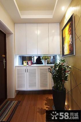 家装玄关鞋柜装修效果图片欣赏
