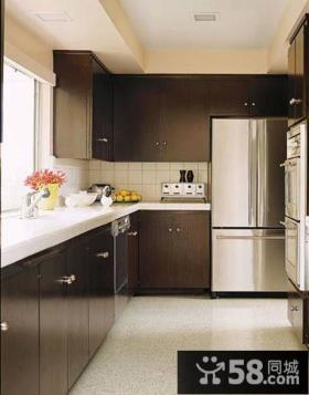30平家装厨房装潢设计