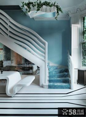 欧式楼梯装修