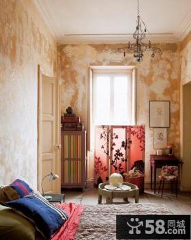 小复式楼卧室装修效果图大全2014图片