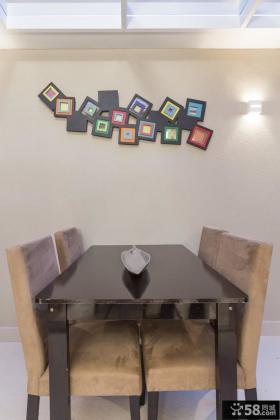 圣保罗复式小公寓餐厅设计