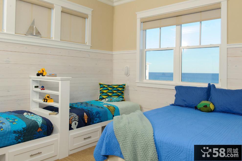 家庭装修设计儿童房