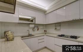 现代简约装潢设计厨房