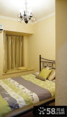 优质10平米小卧室装修效果图欣赏