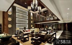 豪华中式新古典别墅设计