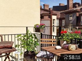 阳台花园设计图片欣赏