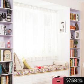 2014简欧风格卧室飘窗设计