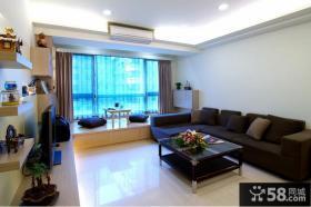 现代小户型客厅室内设计图片