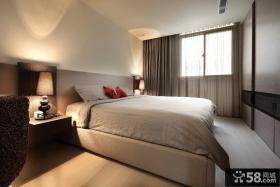 三居室现代风格三室两厅卧室装修效果图