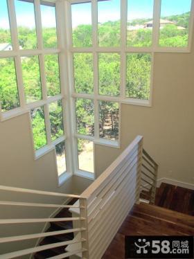 别墅楼梯间设计效果图片