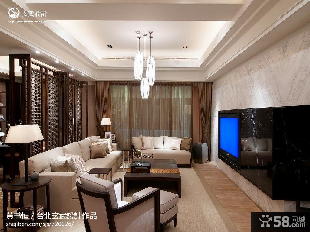 中式客厅天花板吊顶灯v客厅iphone图片个性大全墙纸屏幕图片