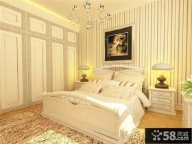 欧式简装卧室装饰设计图