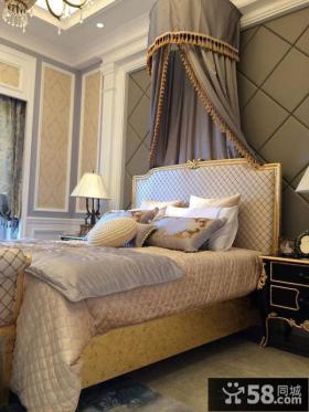 欧式风格卧室设计图片欣赏大全