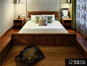 古典中式卧室设计装潢